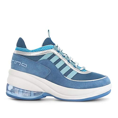 Fornarina UP Sneaker Blue PE19UP 38