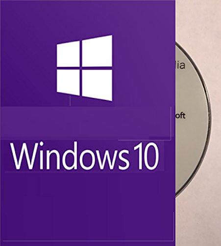 Produktbild Windows 10 Pro 64Bit Vollversion DVD + OEM Produck Key Lizenz + Alle Sprachen +