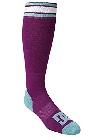 Chaussettes DC SHOES Ice Breaker Taille Unique Violette