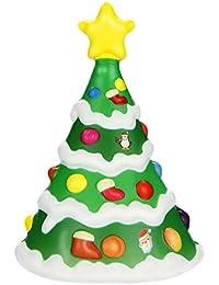 About1988 Weihnachten Dekompression Spielzeug,Mood Relief Spielzeug von ca. 5 cm,Zucker Duftende Squishy langsam steigende Squeeze-Spielzeug-Sammlung