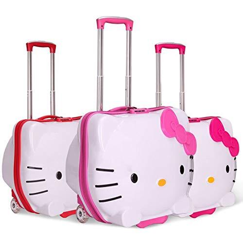 Trolley Box Enfants Dessin animé Hellokitty Bagages...