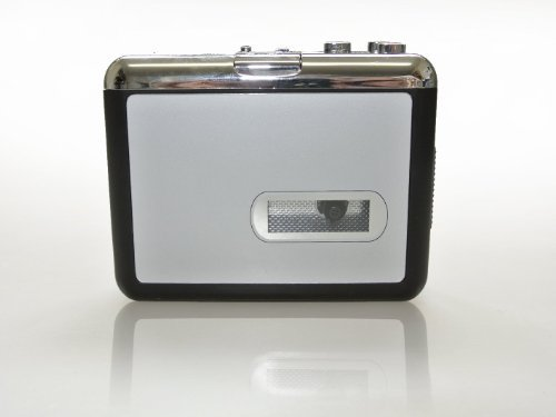 LECTEUR CONVERTISSEUR K7 CASSETTE AUDIO MP3 USB