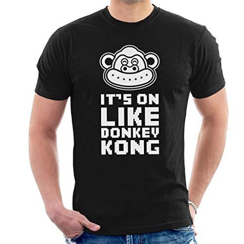 Its On Like Donkey Kong Men's T-Shirt