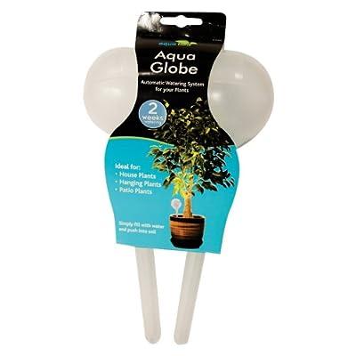 Invero® 2 x Pflanzenbewässerungs Bulbs Aqua Globe Bewässerungssystem für Pflanzen Innen- und Außenbereich von Invero® bei Du und dein Garten