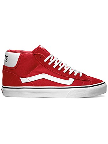 Vans Mid Skool 77 S Bright Cobalt - adulte (homme ou femme) barbados cherry/true whit