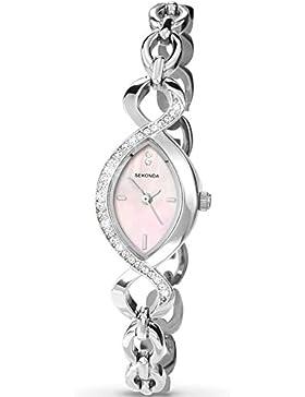 Sekonda Damen-Armbanduhr Analog Quarz 4684.27