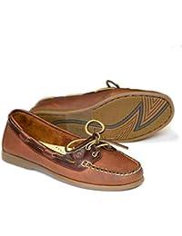 70daf8acaa9 Orca Bay Schooner Boat Shoe for Women Havana