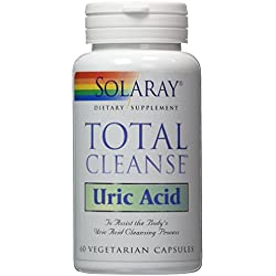 TOTAL CLEANSE URIC ACID 60 CAP