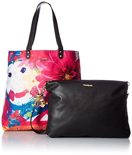 Desigual BOLS Montpeliier Luka Across Body Bag Umhängetasche fucsia glamour