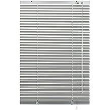 Gardinia 7731 Store Vénitien pour Fenêtre Aluminium Argent 80 x 130 cm