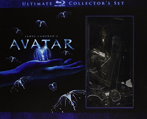 Avatar (Limited Superfan Edition) (3 Blu-Ray+Libro+Busto+Pellicola)