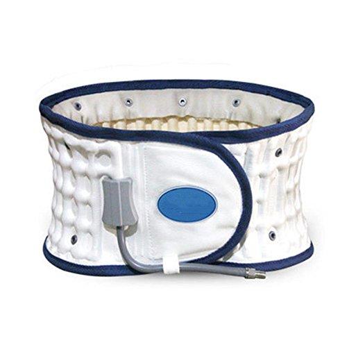 Back 2 Sitz Sofa (SHIQUNC Rückenbandage Rücken Gurt Spinal Air Traction Back Belt Dekompression Rückenstützgürtel Taille)