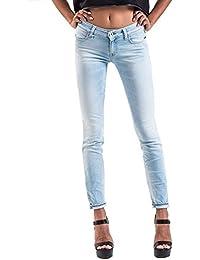 Meltin'Pot - Jeans MONIE D0132-CK583 para mujer, estilo skinny, ajuste push up, talle muy baja