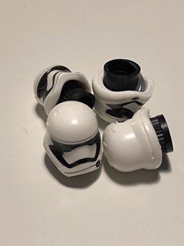 Preisvergleich Produktbild Stormtrooper Erste Bestellung Lego Staubkappen,  Schrader Ventil passend für jeden Kfz Star Wars