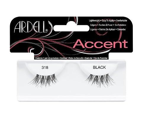 ARDELL - das Original - Lash Accents 318 black, 4 Paar
