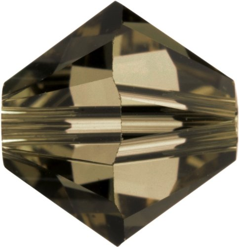 Original Swarovski Elements Beads 5328 MM 4,0 - Olivine (228) ; Diameter in mm: 4.0 ; Packing Unit: 1440 pcs. Smoky Quartz (225)