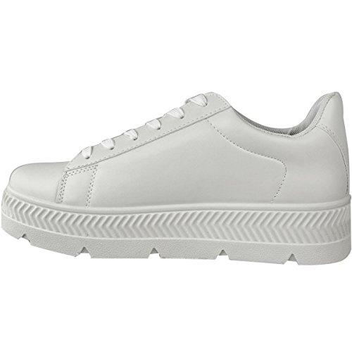 Sneakers grigie per donna Fashion thirsty DiVqiKO