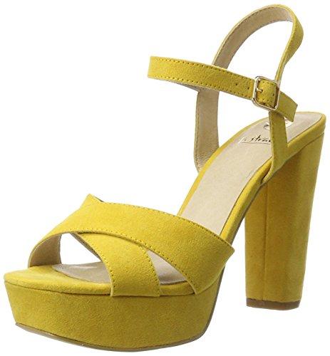 La Strada 906603, Escarpins femme Gelb (Yellow)