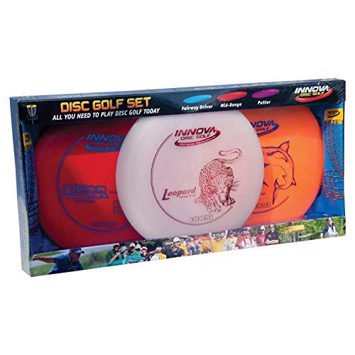 tack Box Set of 3Disc Golf Scheiben ()