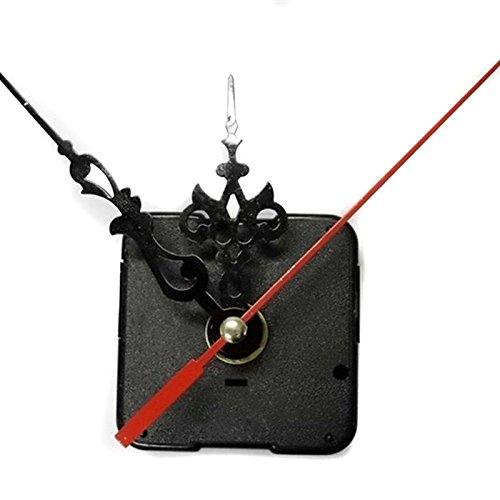 Takt Motor für Wand Uhrwerk Ersatz Teile Schwarze Zeiger Tool - Uhrwerk-ersatz-kit