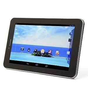 Freelander PX2 - 7 Inch HD Android 4.2 3G MTK8389 Quad Core Monster Phone Tablet GPS Dual SIM Dual Camera 5MP Bluetooth HDMI WIFI 8GB Black