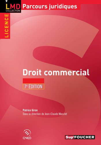 Droit commercial 7e édition