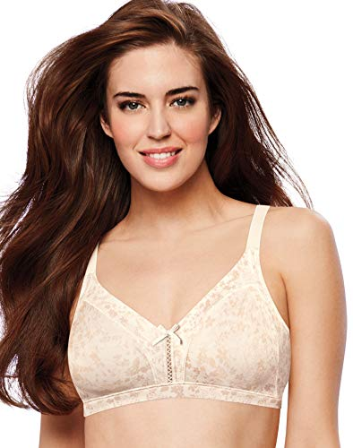 Back-smoothing Bra (Bali Soft Touch Back Smoothing Wirefree Bra)