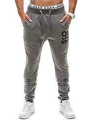 BOLF - Pantalons de sport – Jogging pantalons – J.STYLE K02 – Homme