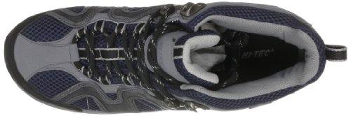 Hi-tec Tornado, Chaussures de Randonnée Hautes Homme Bleu (navy/grey)