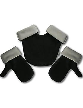 Partnerhandschuhe aus Doppelfleece