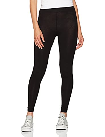 ONLY Onllive Love New Noos, Legging Femme, Noir (Black), 40 (Taille Fabricant: Large)