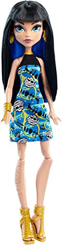 Monster High Mattel DNV68 - Cleo, Ankleidepuppen