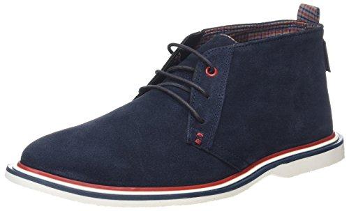 Ben Sherman Herren Modern Chukka Boots, Blau (Marineblau), 41 EU (Schuhe Sherman Ben Herren)