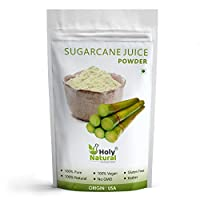 Sugarcane Juice Powder (Spray Dried Powder) Taste Like Natural - 1 KG by Holy Natural