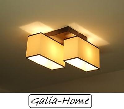 442-2 Design Deckenleuchte Deckenlampe Lampe Leuchte Beleuchtung, Led MÖglich