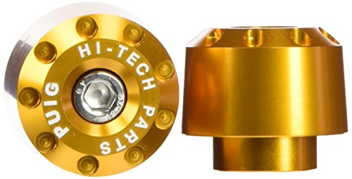 Puig 6199O Contrapesos Aluminio, Color Oro