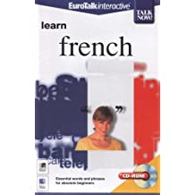 Eurotalk Interactive learn french Essential words and phrases for absolute beginners
