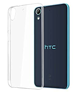 BUY 1 GET 1 FREE HTC DESIRE 828 TRANSPARENT BACK COVER BY PIEA