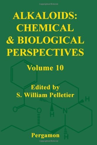 Alkaloids: Chemical and Biological Perspectives, Volume 10 (1996-06-03)