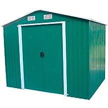 Box Attrezzi APEX 302x300x208h Cm Verde