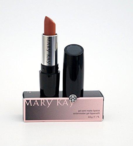 Mary Kay Gel Semi-Matte Lipstick seidenmatter Gel Lippenstift Rich Truffel 3,6g MHD 2019/20
