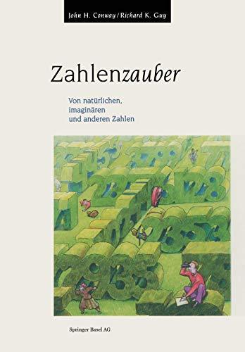 Zahlenzauber: Von Natürlichen, Imaginären Und Anderen Zahlen (German Edition)