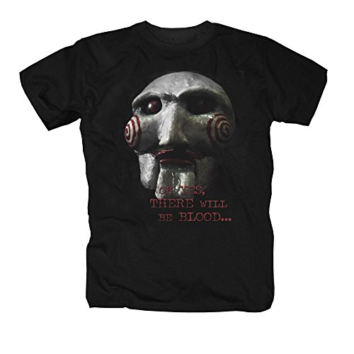 SAW Shirt (XXL) - Halloween Film T Shirts