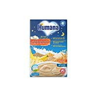 Humana Goodnight with Whole Grain and Banana Infant Milk Cereal- 200g
