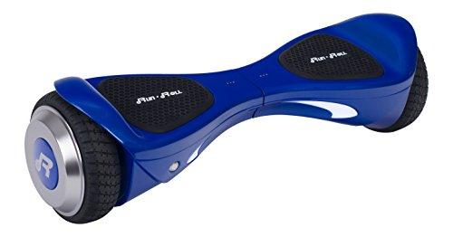 Run&Roll Smart Go Cool hoverboard 6.5″ 2 x 350W con altavoces Bluetooth color azul