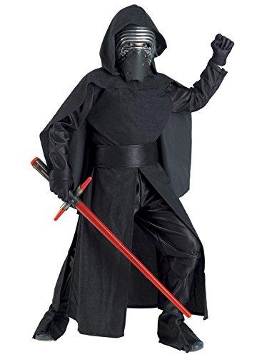 ylo Ren Kostüm für Kinder (Größe 12) (Star Wars Anakin Skywalker Kind Kostüme)