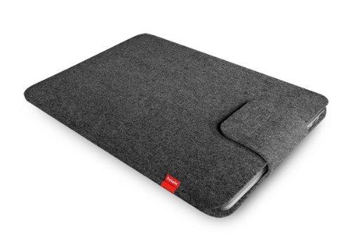 Freiwild Sleeve 15 RETINA grau-meliert (anthrazit) für MacBook Pro 15