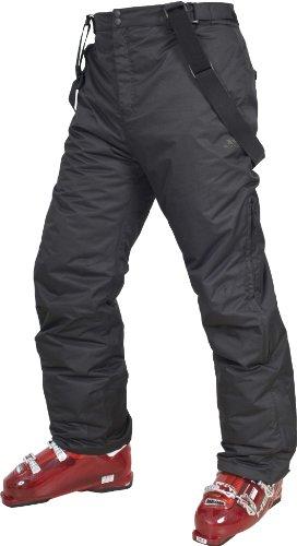 Trespass Bezzy - Mono de esquí para Hombre, Color Negro, Talla FR: XXS