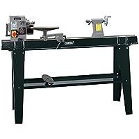 Draper 60989(457mm compacto woodlathe–negro, negro, 60990, 230 voltsV