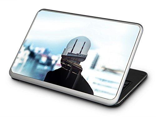 Dell XPS 12 - Costodia per notebook portatile | Adesivo Sticker - protezione portatile sticker | Design Kopfkino